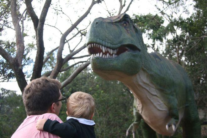 Dinosaurs down under!