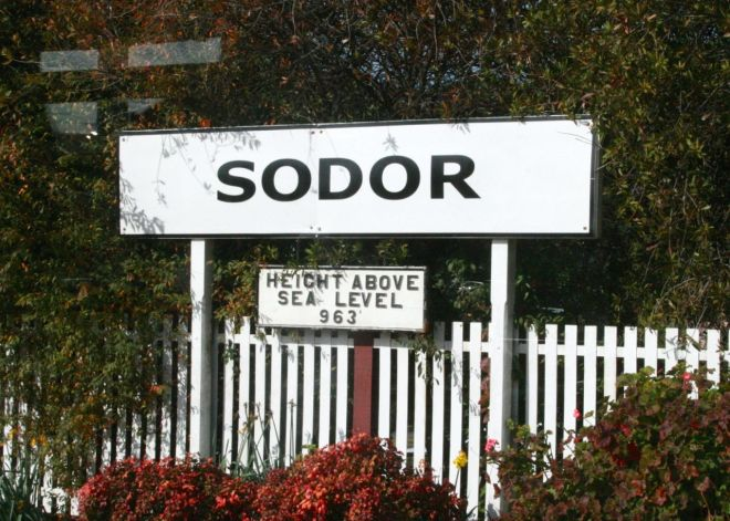 Next Stop: Sodor!